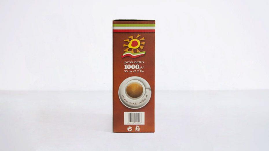 Espresso Ciao - Caffè In Grani Per Macchine Espresso Bar E Ristorante - Confezione Da 1 Kg