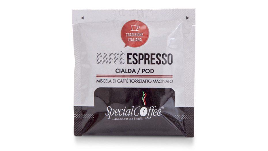 Cialde Espresso -  Cialde Caffè ESE 44mm