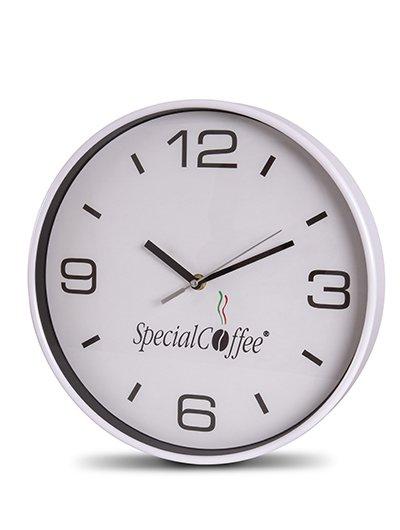 Clock (white)